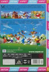 FOTBAL JE KOUZELNÝ SPORT (Magic Sport, Magic Sport 2) DVD - supershop.sk