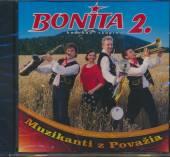 BONITA  - KAZETA 2 MUZIKANTI Z POVAZIA