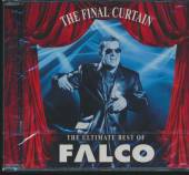 FALCO  - CD FINAL CURTAIN - THE ULTIMATE BEST OF
