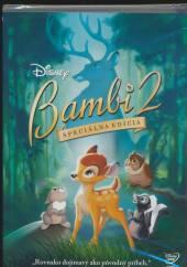 FILM  - DVD Bambi 2 (Bambi II)
