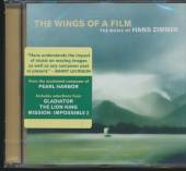 CD Soundtrack CD Soundtrack Wings of a film
