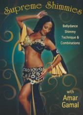 GAMAL AMAR  - DVD SUPREME SHIMMIES