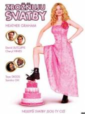 FILM  - DVP Zbožňuju svatby (Cake) DVD