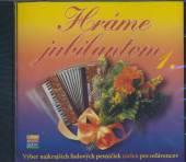 VARIOUS  - CD HRAME JUBILANTOM