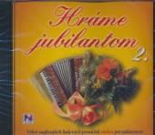 VARIOUS  - CD HRAME JUBILANTOM 2.