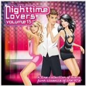 VARIOUS  - CD NIGHTTIME LOVERS, VOL. 15