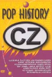 VARIOUS  - DVD CZ POP HISTORY