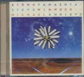 STOMU YAMASHTA & STEVE WINWOOD  - CD GO (REMASTERED)