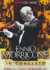 MORRICONE ENNIO  - 2xCD+DVD IN CONCERT -CD+DVD-