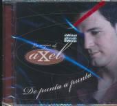 AXEL  - CD DE PUNTA A PUNTA - LO MEJOR DE