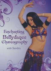 SANDRA  - DVD ENCHANTING BELLYDANCE..