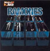 RAMONES  - CD MASTERS OF ROCK