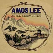 LEE AMOS  - CD AS THE CROW FLIES