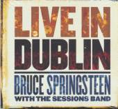 SPRINGSTEEN BRUCE WITH THE SE  - 2xCD LIVE IN DUBLIN