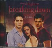 SOUNDTRACK  - CD TWILIGHT SAGA: BREAKING DAWN PART 1