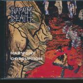 NAPALM DEATH  - CD HARMONY CORRUPTION