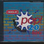 ERASURE  - CD POP 20 HITS