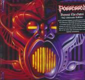 POSSESSED  - CD BEYOND THE GATES (ARG)