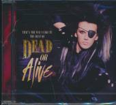 DEAD OR ALIVE  - CD THAT'S THE WAY I ..