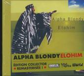 ALPHA BLONDY  - CD ELOHIM