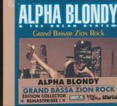ALPHA BLONDY  - CD GRAND BASSAM ZION ROCK