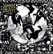 NAPALM DEATH  - 2xCD UTILITARIAN - (LTD)
