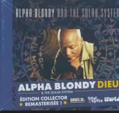 ALPHA BLONDY  - CD DIEU