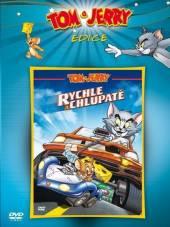 FILM  - DVD Tom a Jerry: Ryc..
