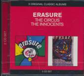 ERASURE  - CD THE CIRCUS / THE INNOCENTS