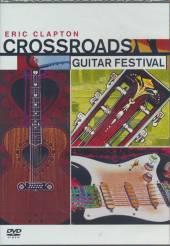 CLAPTON ERIC  - 2xDVD CROSSROADS GUITAR FESTIVAL - DVD