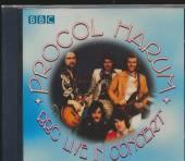 PROCOL HARUM  - CD BBC LIVE IN CONCERT