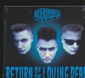 NEKROMANTIX  - CD RETURN OF THE LOVING DEAD