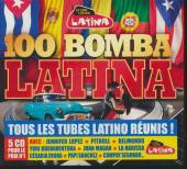VARIOUS  - 5xCD 100 BOMBA LATINA