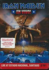 IRON MAIDEN  - 2xDVD En Vivo - LIVE..
