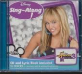 SOUNDTRACK  - CD HANNAH MONTANA/3 SING-A-LONG [2010]