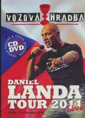 LANDA DANIEL  - 2xCD+DVD VOZOVA HRADBA TOUR 2011