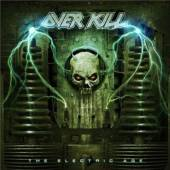 OVERKILL  - CDD THE ELECTRIC AGE