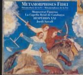 METAMORPHOSES FIDEI  - CD METAMORPHOSES FIDEI