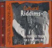 VARIOUS  - CD CULTURAL RIDDIMS