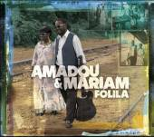 AMADOU & MARIAM  - CD FOLILA