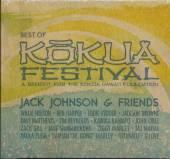 JOHNSON JACK  - CD BEST OF KOKUA FESTIVAL