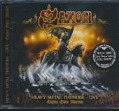 SAXON  - CD HEAVY METAL THUND..