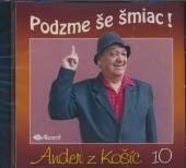 ANDER  - CD 10 PODZME SE SMIAC