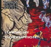 NAPALM DEATH  - CD HARMONY CORRUPTION