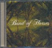 BAND OF HORSES  - CD EVERYTHING ALL THE TIME