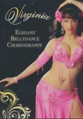 VIRGINIA  - DVD ELEGANT BELLYDANCE..