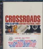 CLAPTON ERIC  - 2xDVD CROSSROADS 2007 JEWEL
