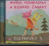 PODHRADSKA CANAKY  - CD ROZPRAVKY 3 KOCUR