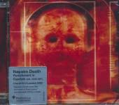 NAPALM DEATH  - CD+DVD PUNISHMENT IN CAPITALS
