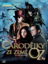 FILM  - DVD KOUZELNÍCI (THE MAGICIANS)
